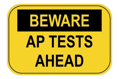 Upcoming AP Testing Excites Students